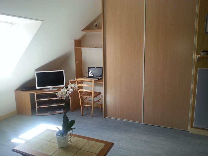 Guérande - Location Appartement 2/3 personnes M.Rastel - Salon