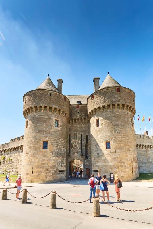 Porte Saint-Michel à Guérande
