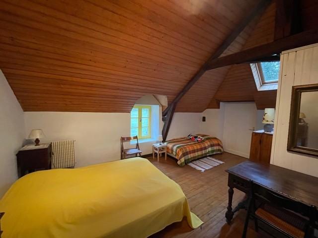 Mesquer - Location maison 2/4 personnes - Chambre etage