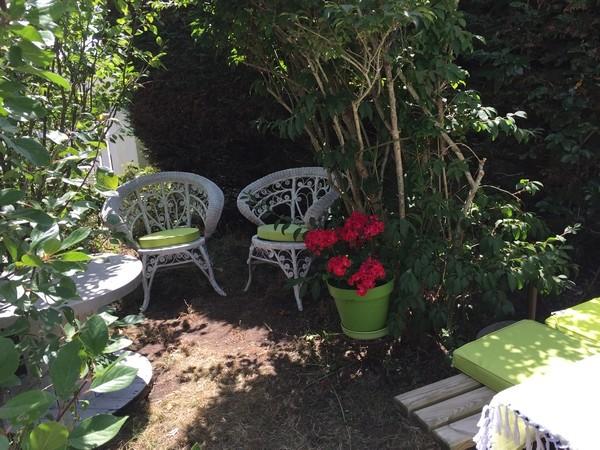 Jardin maison Mme Thomère La Turballe