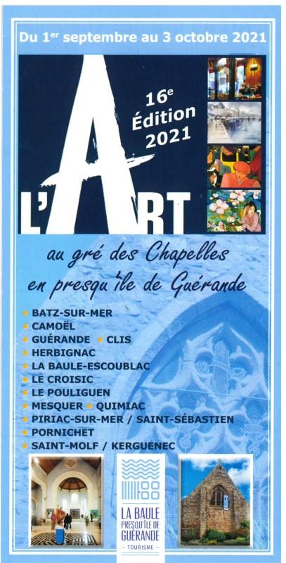 L'art Au Gré Des Chapelles 2021