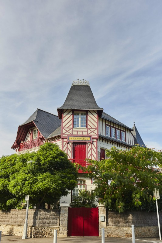La Baule villas-Alexandre Lamoureux