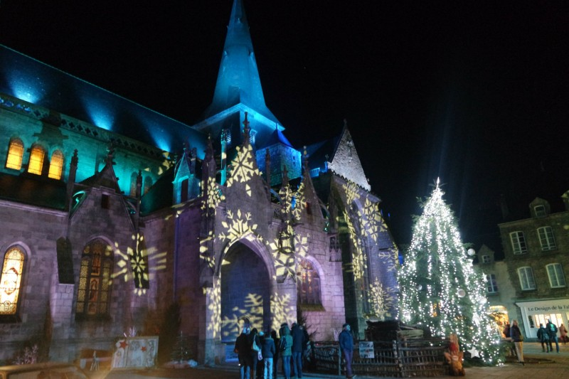 Guérande - La cité en lumière - 1h30 OT La Baule Presqu'île de Guérande