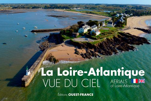 La Loire-Atlantique vue du ciel