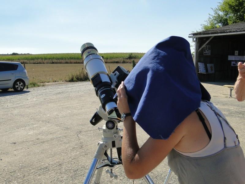 La tête dans les étoiles - Astronomie à Herbignac