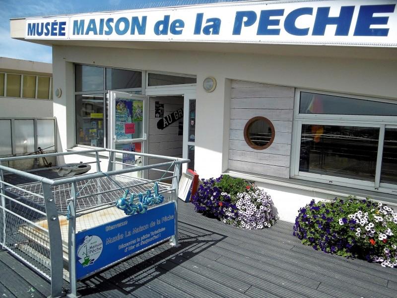 La Turballe - Au Gré des Vents - Entrée Musée Maison de la pêche