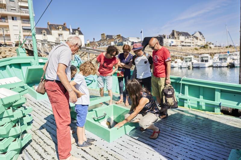 La Turballe - Escape Game on a trawler - 1h
