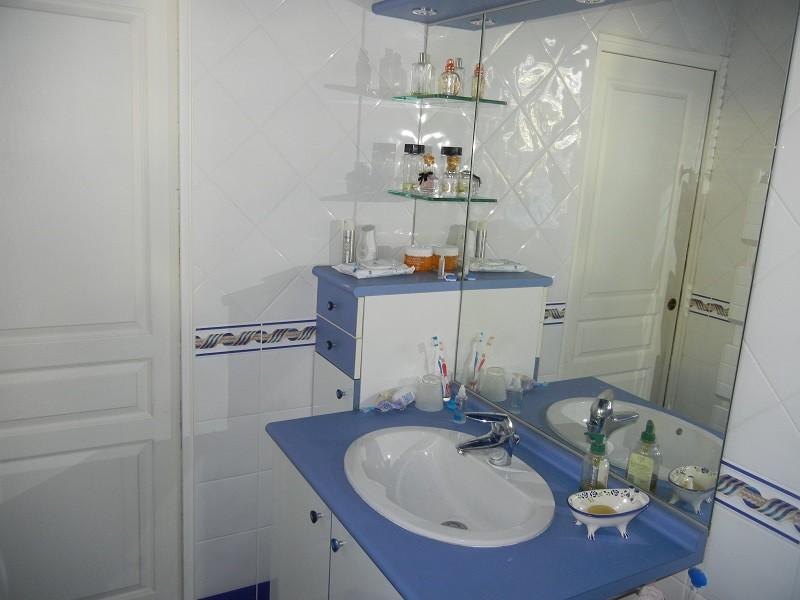 La Turballe - Maison 6 personnes Mme Richard - salle de bain
