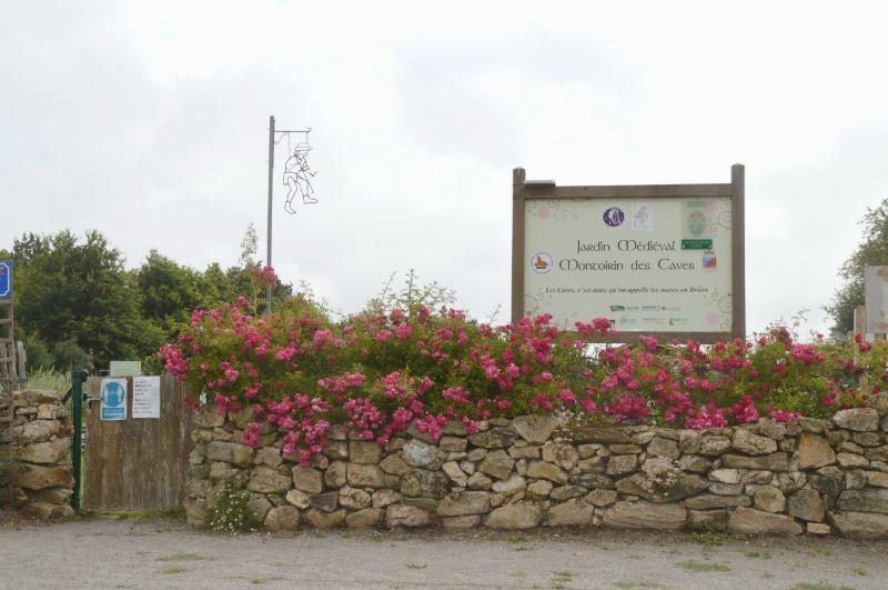 Le Jardin Médiéval - Montoir