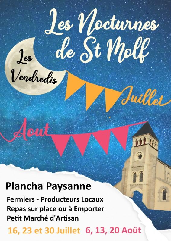 Les Nocturnes de Saint-Molf