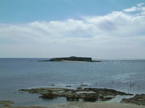 Randonnée en mer Les Iles