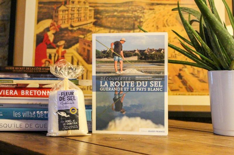 Livre Decouvertes-La-route-du-sel Pays Blanc