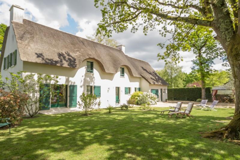 Location Green Cottage -jardin- saint-lyphard- brière