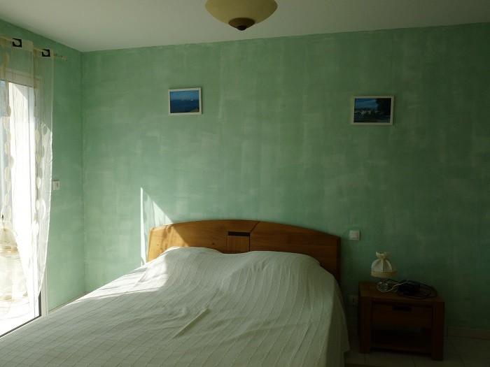 Maison 4 personnes - Mme Saupin - Pénestin - chambre avec lit double