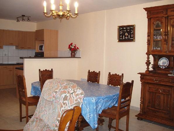 Maison 7 personnes - GOLF 2 - Mme Roblin - mesquer quimiac - Séjour