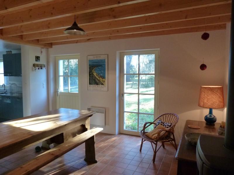 Maison 8 personnes - Le Plancton - M. Cuisnier - séjour