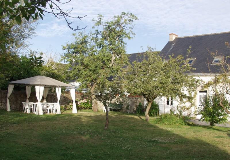 Maison 9 personnes - M. Neuveglise - Mesquer - jardin