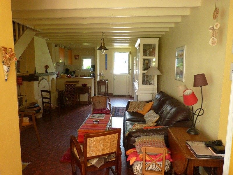 Maison M.MARTEL Guérande - pièce de vie