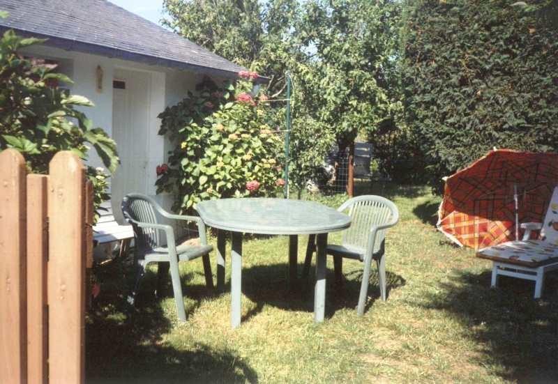 Maison Mme Bézias - jardin