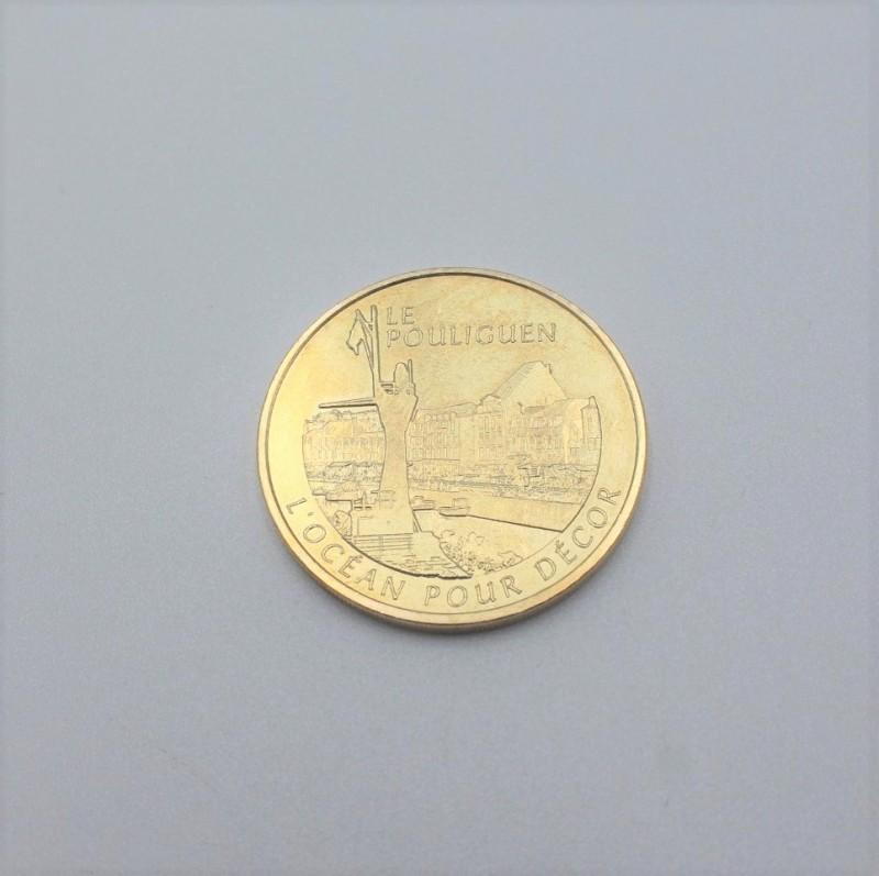 Medaille Touristique monnaie de Paris Le Pouliguen