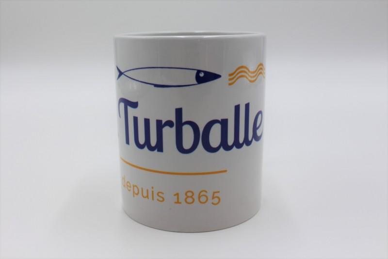 Mug La Turballe 1856 jaune