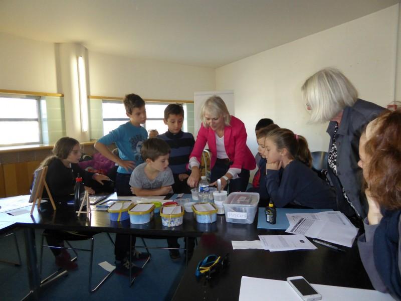 Petits visiteurs grandes découvertes - Ateliers - OT La Baule Presqu'île de Guérande