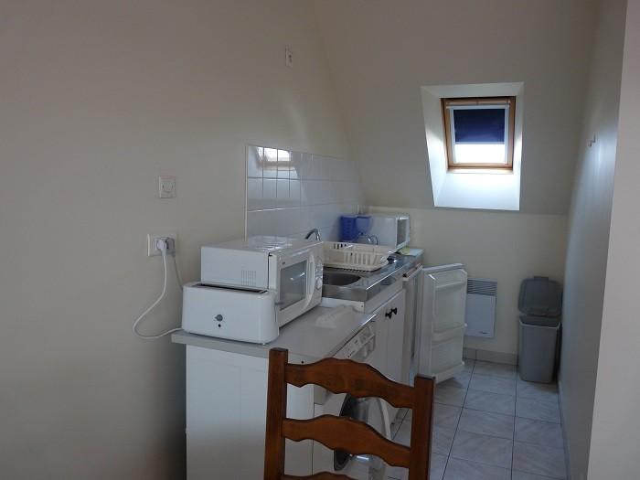 Pénestin - Appartement 4 personnes - M. Lefevre 2ème étage - cuisine