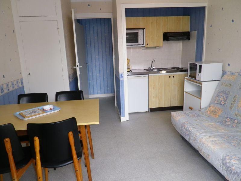 Pièce de vie - Appartement 5 personnes - Résidence Les Tilleuls - le Pouliguen