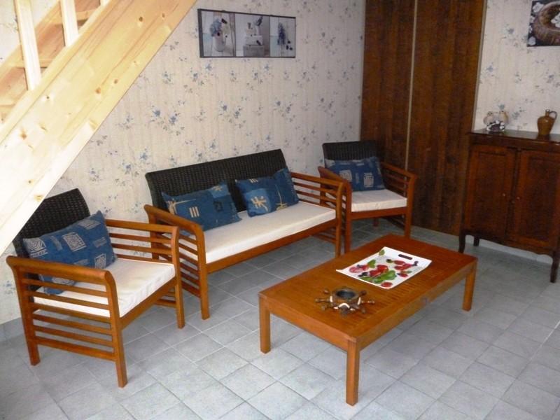 Piriac sur Mer - Appartement 4 personnes - M. Boucard - Salon
