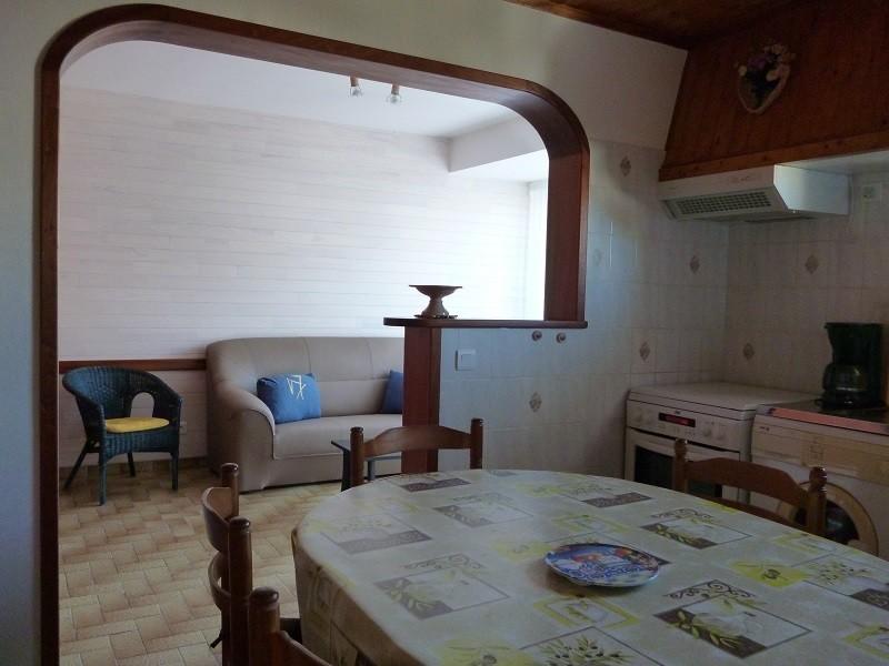 Piriac sur Mer - Appartement 6 personnes - M. Boucard - Salon/séjour