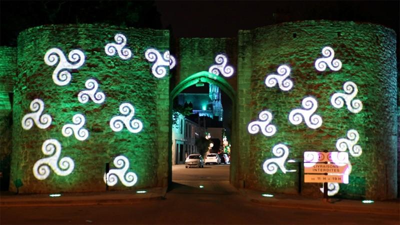 Plan lumière: Les celtiques de Guérande