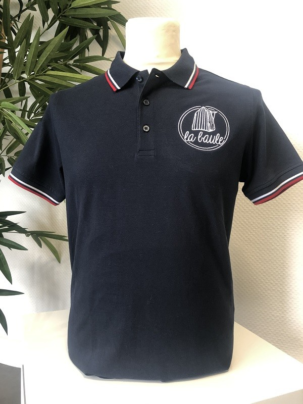 Polo cabine homme