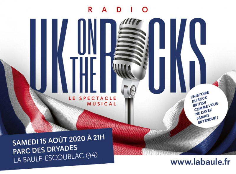 Radio UK On The Rocks 2020 la baule