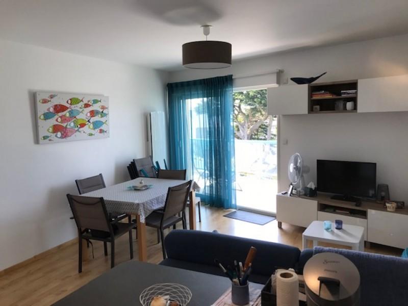 Séjour appartement, Mme Floucat, à La Turballe