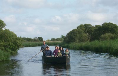 Saint-Lyphard - Brière Evasion - Barge trip and horse-drawn carriage ride - 1h30