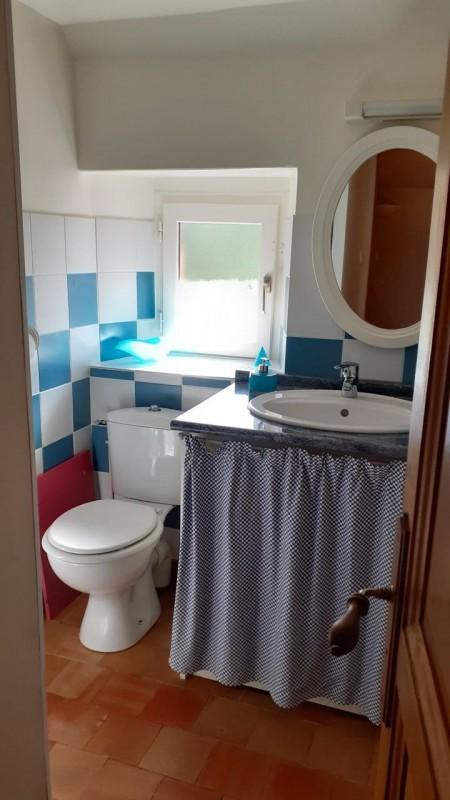 salle d'eau gîte Chaumière BrAd en Brière St Lyphard