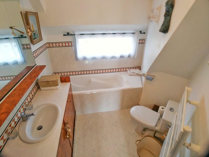 Salle de bain - Villa Rymorden Le Pouliguen