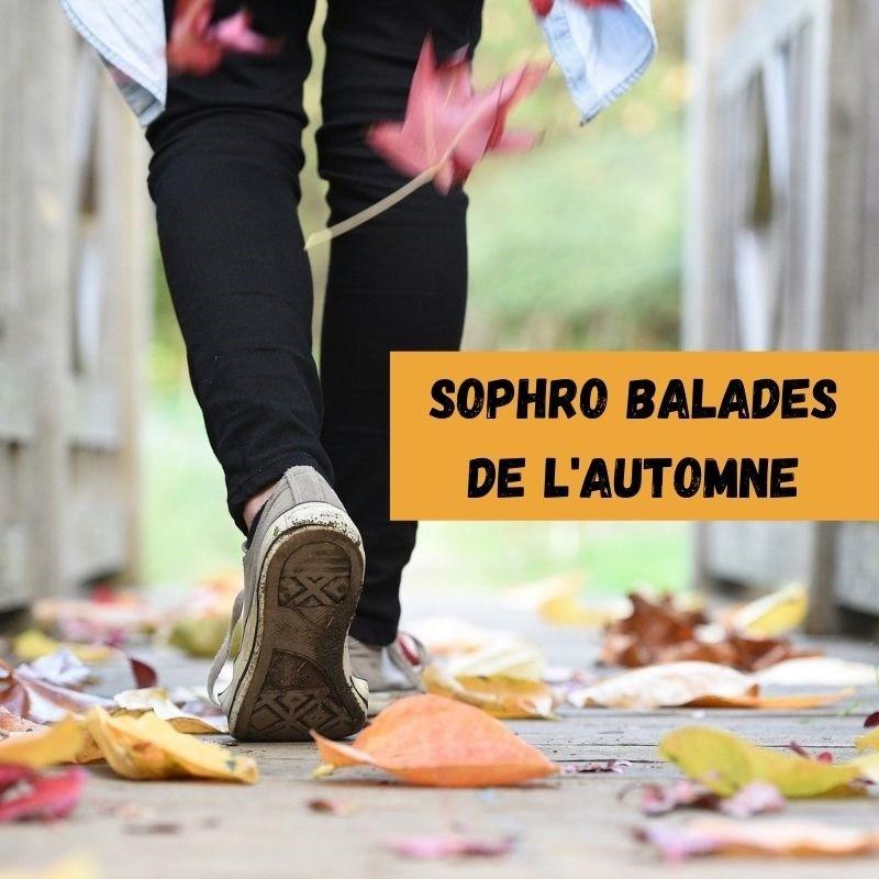 sophro balades de l'automne