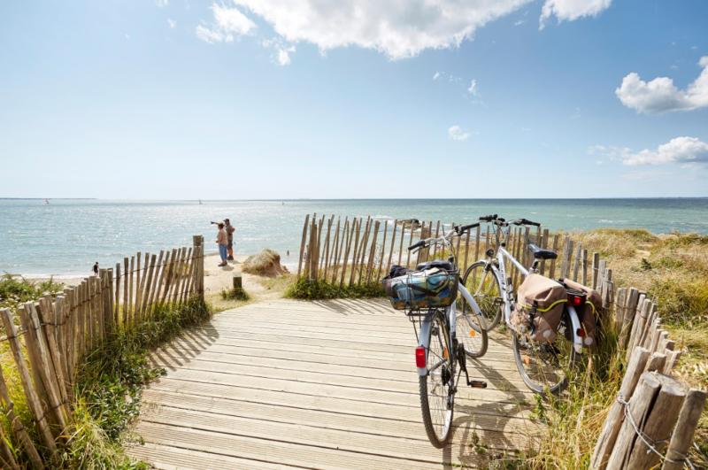 Sortie vélo à Pénestin - Sports et loisirs Pénestin