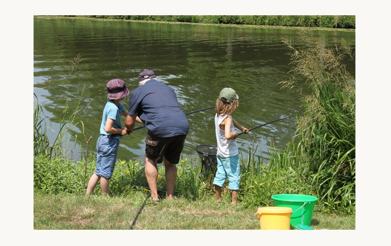 St Lyphard initiation à la pêche en eau douce 2021