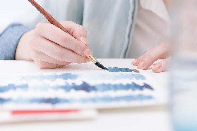 Stages d'aquarelle au Pouliguen avec AP2A en mai 2021
