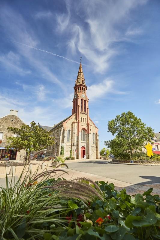 Visite du clocher de Saint Lyphard - Alexandre Lamoureux