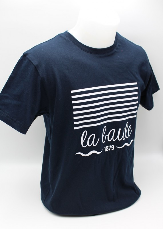 T-shirt Homme Marinière