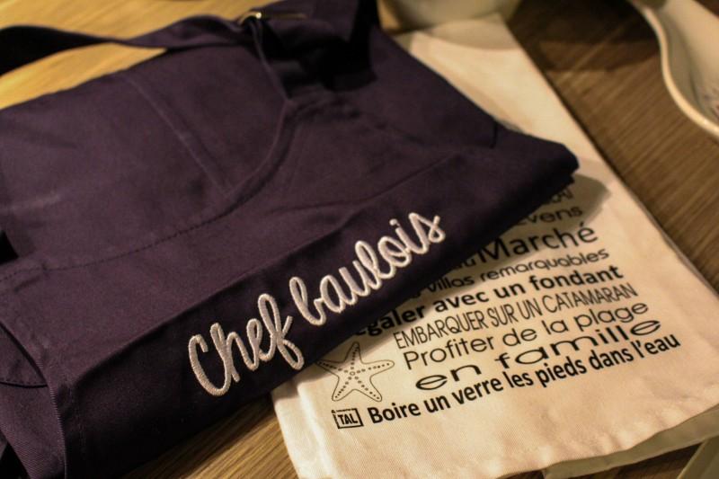 Tablier Adulte - Chef baulois