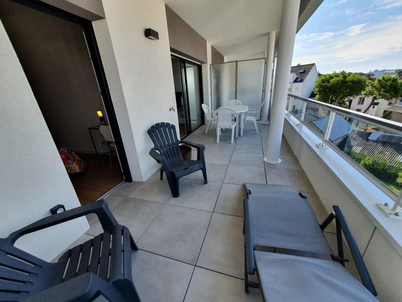 Terrasse - Appartement M. Planchon La Baule