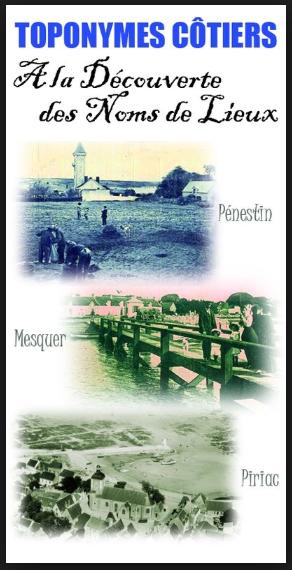 Toponymes côtiers