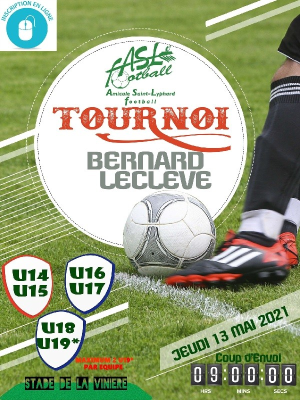 Tournoi de football - Saint-Lyphard