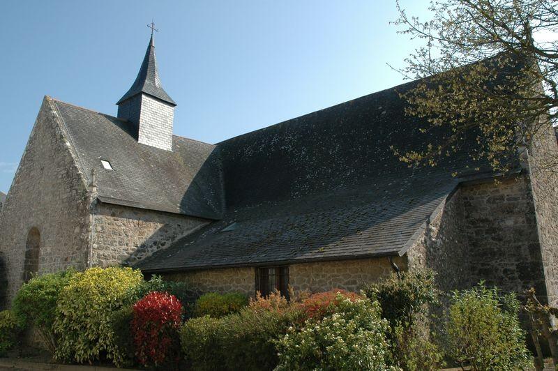 Visite de la Chapelle Sainte-Anne Saint-Julien au Pouliguen