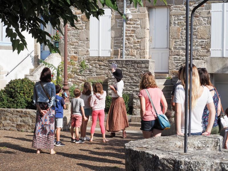 Visite guidée Louison mène l'enquète à Piriac !