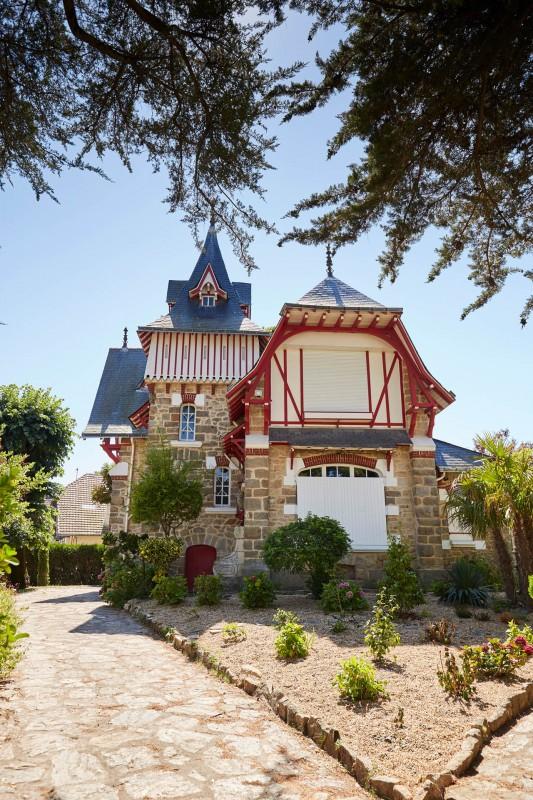 Visite guidée 'Villas et architecture du centre-ville'